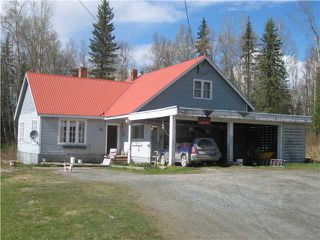 "Photo 1: 37849 UPPER FRASER Road in Prince George: Upper Fraser House for sale in ""SINCLAIR MILLS"" (PG Rural East (Zone 80))  : MLS®# N212525"