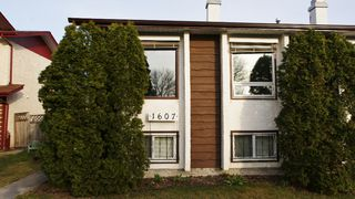 Photo 1: 1607 Rothesay Street in Winnipeg: North Kildonan Single Family Attached for sale (North East Winnipeg)  : MLS®# 1208017