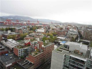 Photo 5: 1704 108 W CORDOVA Street in Vancouver: Downtown VW Condo for sale (Vancouver West)  : MLS®# V978119