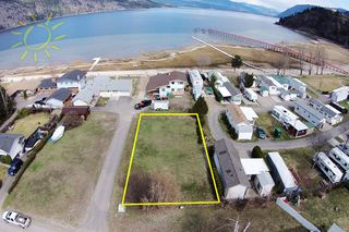 Main Photo: 311 Lakeshore Drive in Chase: Shuswap Beach Estates Land Only for sale : MLS®# 10078548