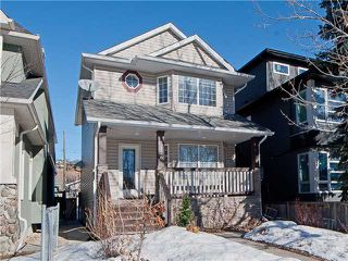 Main Photo: 2126 6 Avenue NW in CALGARY: West Hillhurst Residential Detached Single Family for sale (Calgary)  : MLS®# C3600962