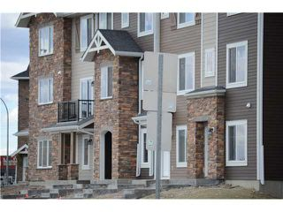 Photo 2: 55 300 MARINA Drive in : Chestermere Townhouse for sale : MLS®# C3609296