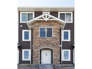 Photo 1: 55 300 MARINA Drive in : Chestermere Townhouse for sale : MLS®# C3609296