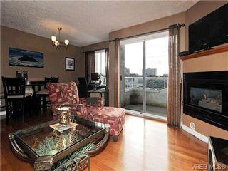 Photo 3: 405 832 Fisgard St in VICTORIA: Vi Central Park Condo for sale (Victoria)  : MLS®# 690148