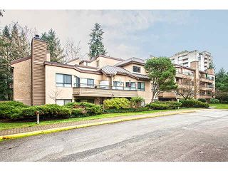 "Photo 1: 111 1690 AUGUSTA Avenue in Burnaby: Simon Fraser Univer. Condo for sale in ""AUGUSTA GROVE"" (Burnaby North)  : MLS®# V1101545"