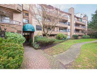 "Photo 2: 111 1690 AUGUSTA Avenue in Burnaby: Simon Fraser Univer. Condo for sale in ""AUGUSTA GROVE"" (Burnaby North)  : MLS®# V1101545"