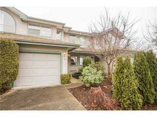 Photo 1: 4 3140 WELLINGTON Street in Port Coquitlam: Glenwood PQ Home for sale ()  : MLS®# V986619