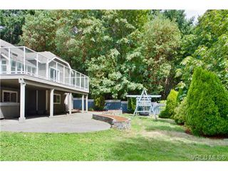 Photo 20: 4787 Amblewood Dr in VICTORIA: SE Cordova Bay House for sale (Saanich East)  : MLS®# 708497