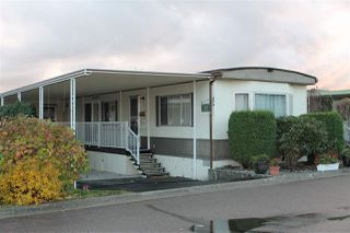 "Photo 1: 55 2120 KING GEORGE Boulevard in Surrey: King George Corridor Manufactured Home for sale in ""Five Oaks"" (South Surrey White Rock)  : MLS®# R2015484"