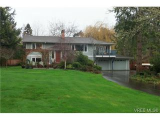 Photo 2: 9165 Inverness Rd in NORTH SAANICH: NS Ardmore Single Family Detached for sale (North Saanich)  : MLS®# 722355