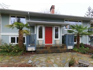 Photo 1: 9165 Inverness Rd in NORTH SAANICH: NS Ardmore Single Family Detached for sale (North Saanich)  : MLS®# 722355