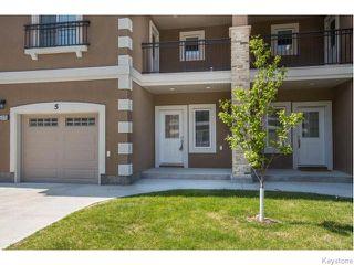 Photo 2: 3373 Pembina Highway in Winnipeg: Fort Garry / Whyte Ridge / St Norbert Condominium for sale (South Winnipeg)  : MLS®# 1609443
