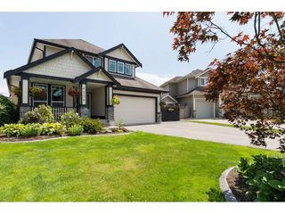 """Photo 1: 6220 167 Street in Surrey: Cloverdale BC House for sale in """"WEST CLOVERDALE"""" (Cloverdale)  : MLS®# R2093107"""