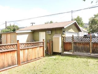 Photo 12: 711 COLUMBIA STREET in : South Kamloops House for sale (Kamloops)  : MLS®# 136431