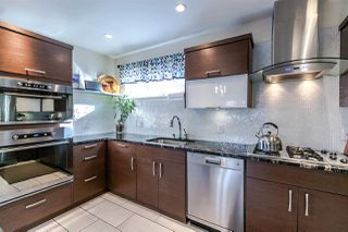 "Photo 5: 2480 W 8TH Avenue in Vancouver: Kitsilano Townhouse for sale in ""HERITAGE ON 8TH"" (Vancouver West)  : MLS®# R2142785"