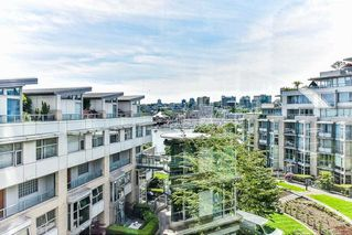 "Photo 15: 603 1228 MARINASIDE Crescent in Vancouver: Yaletown Condo for sale in ""Crestmark II"" (Vancouver West)  : MLS®# R2175339"
