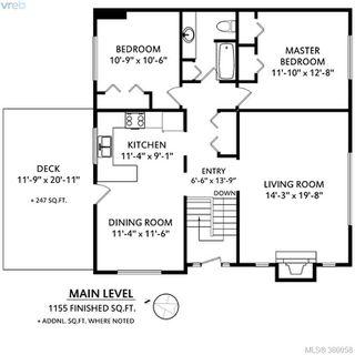 Photo 17: 3977 Saanich Road in VICTORIA: SE Swan Lake Strata Duplex Unit for sale (Saanich East)  : MLS®# 380058