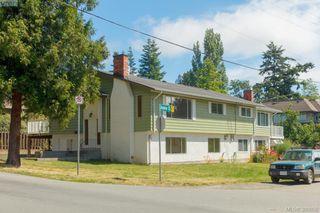 Photo 2: 3977 Saanich Road in VICTORIA: SE Swan Lake Strata Duplex Unit for sale (Saanich East)  : MLS®# 380058
