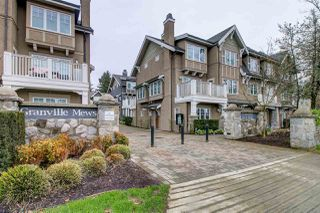 Main Photo: 6766 GRANVILLE Street in Vancouver: South Granville Townhouse for sale (Vancouver West)  : MLS®# R2186694