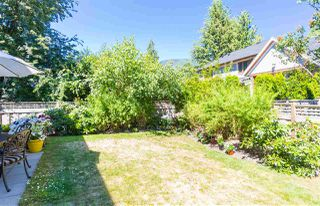 Photo 20: 22 3750 EDGEMONT BOULEVARD in North Vancouver: Edgemont Townhouse for sale : MLS®# R2185047