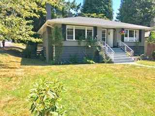 Photo 1: 1956 WESTVIEW Drive in North Vancouver: Hamilton House for sale : MLS®# R2191109