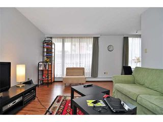 "Photo 4: 307 1720 BARCLAY Street in VANCOUVER: West End VW Condo for sale in ""LANCASTER GATE"" (Vancouver West)  : MLS®# V891431"