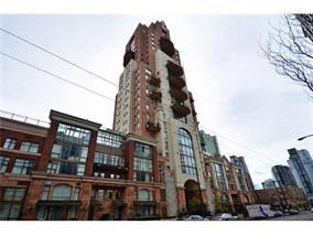 Photo 2: 1802 1280 richards Street in Vancouver: Yaletown Condo for sale (Vancouver West)  : MLS®# V1014823