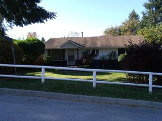 Main Photo: 2333 HILLSIDE DRIVE in Abbotsford: Central Abbotsford House for sale : MLS®# R2220680