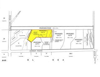 Main Photo: LOT 3 HARMAN Road: Roberts Creek Home for sale (Sunshine Coast)  : MLS®# R2227310