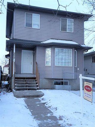 Main Photo: 9622 106A Avenue in Edmonton: Zone 13 House Half Duplex for sale : MLS®# E4091169