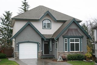 """Photo 1: 14 33925 ARAKI Court in Mission: Mission BC House for sale in """"ABBEY MEADOWS"""" : MLS®# R2234572"""