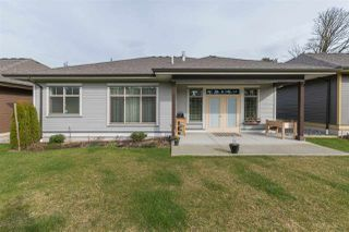 """Photo 17: 114 45900 SOUTH SUMAS Road in Sardis: Sardis West Vedder Rd House for sale in """"THE EVERGREEN AT ENSLEY"""" : MLS®# R2244921"""