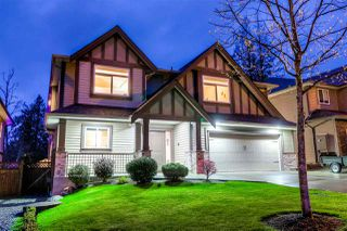 "Photo 1: 24937 109 Avenue in Maple Ridge: Thornhill MR House for sale in ""BAKER RIDGE ESTATES"" : MLS®# R2257453"