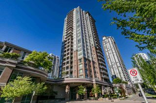 Photo 1: 2702 1155 THE HIGH Street in Coquitlam: North Coquitlam Condo for sale : MLS®# R2266519