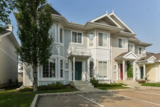 Main Photo: 48 1780 GLASTONBURY Boulevard in Edmonton: Zone 58 Townhouse for sale : MLS®# E4128787