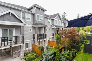 "Photo 29: 33 7665 209 Street in Langley: Willoughby Heights Townhouse for sale in ""ARCHSTONE YORKSON"" : MLS®# R2307315"