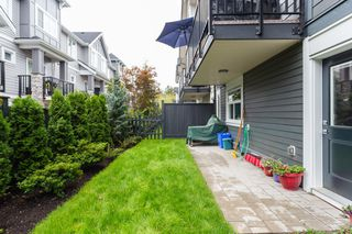 "Photo 24: 33 7665 209 Street in Langley: Willoughby Heights Townhouse for sale in ""ARCHSTONE YORKSON"" : MLS®# R2307315"