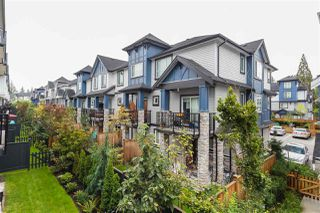 "Photo 30: 33 7665 209 Street in Langley: Willoughby Heights Townhouse for sale in ""ARCHSTONE YORKSON"" : MLS®# R2307315"