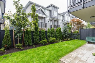 "Photo 23: 33 7665 209 Street in Langley: Willoughby Heights Townhouse for sale in ""ARCHSTONE YORKSON"" : MLS®# R2307315"