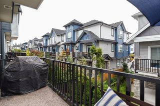 "Photo 33: 33 7665 209 Street in Langley: Willoughby Heights Townhouse for sale in ""ARCHSTONE YORKSON"" : MLS®# R2307315"