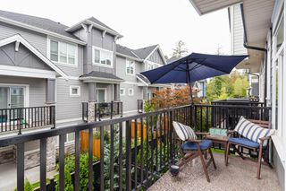 "Photo 34: 33 7665 209 Street in Langley: Willoughby Heights Townhouse for sale in ""ARCHSTONE YORKSON"" : MLS®# R2307315"