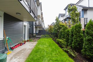"Photo 27: 33 7665 209 Street in Langley: Willoughby Heights Townhouse for sale in ""ARCHSTONE YORKSON"" : MLS®# R2307315"