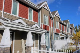 Main Photo: 29 2003 RABBIT_HILL Road NW in Edmonton: Zone 14 Townhouse for sale : MLS®# E4131239