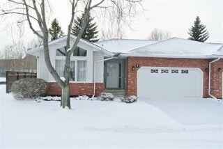 Main Photo: #7 320 JIM COMMON Drive: Sherwood Park House Half Duplex for sale : MLS®# E4133640