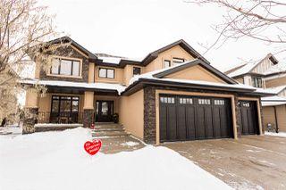 Main Photo: 5217 MULLEN Crest in Edmonton: Zone 14 House for sale : MLS®# E4134335