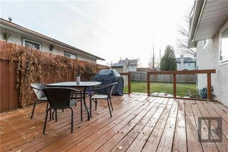 Photo 19: 88 Blackwater Bay in Winnipeg: River Park South Residential for sale (2F)  : MLS®# 1829586