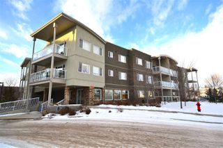 Main Photo: 204 100 Crystal Lane: Sherwood Park Condo for sale : MLS®# E4137251