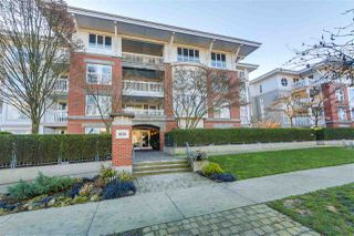 "Photo 1: 307 1858 W 5TH Avenue in Vancouver: Kitsilano Condo for sale in ""Greenwich"" (Vancouver West)  : MLS®# R2326552"
