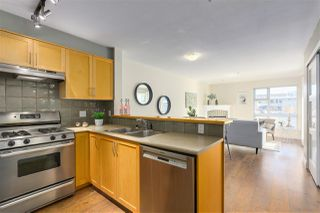 "Photo 2: 307 1858 W 5TH Avenue in Vancouver: Kitsilano Condo for sale in ""Greenwich"" (Vancouver West)  : MLS®# R2326552"