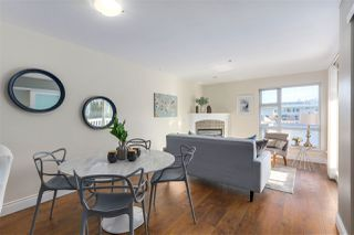 "Photo 3: 307 1858 W 5TH Avenue in Vancouver: Kitsilano Condo for sale in ""Greenwich"" (Vancouver West)  : MLS®# R2326552"